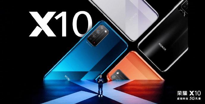 Представлен потенциальный бестселлер Honor X10