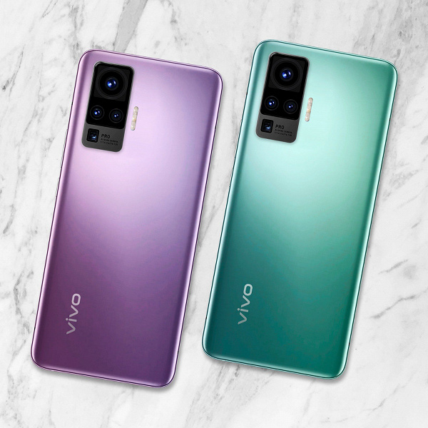 Гигантский «глаз» Vivo X50 Pro выглядит необычно. Рендеры неофициальные, но дизайн модуля камеры показала сама Vivo