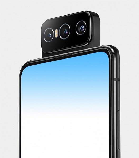 Asus Zenfone 8 Flip с камерой-перевёртышем уже можно заказать в России