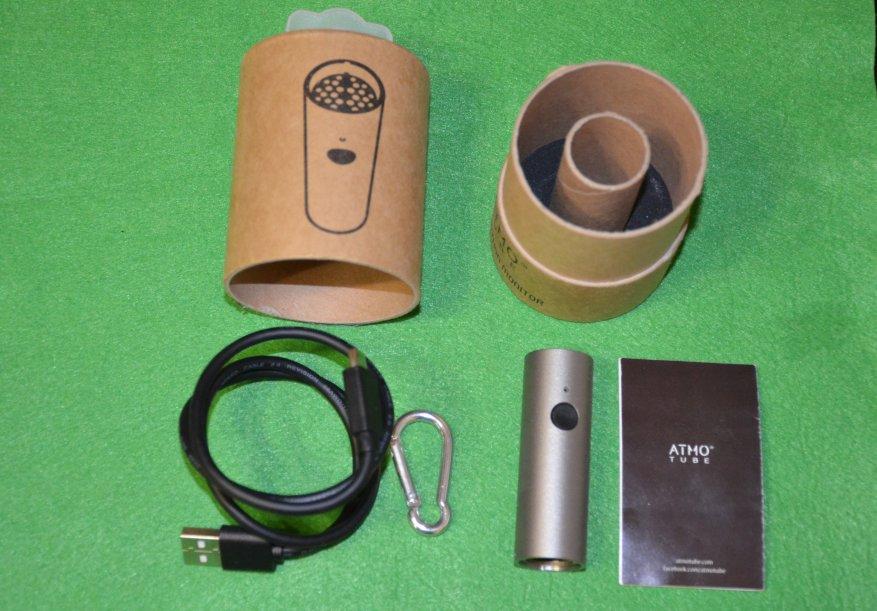 Портативний монітор якості повітря Dadget Atmotube • огляди PROvse eef3d547e8 PROvse
