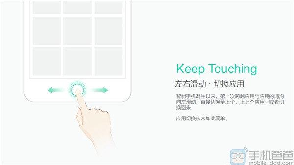 Lenovo Zuk Z1 U-Touch