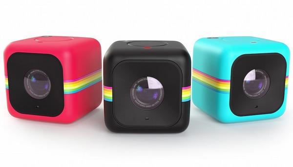 Polaroid Cube+ поступит в продажу в августе по цене $149,99
