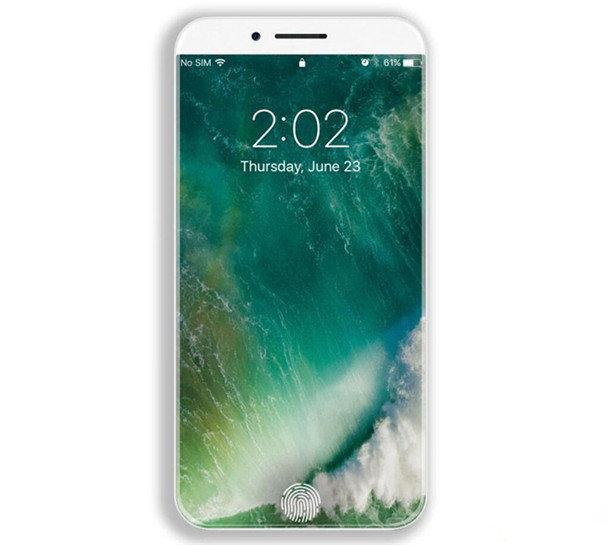 Диагональ видимой части дисплея iPhone 8 может составить 5,2 дюйма
