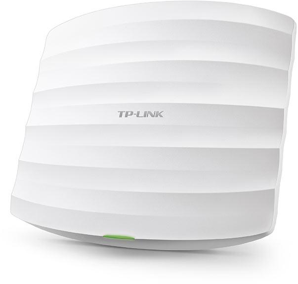 Точки доступа TP-Link EAP330 и EAP320 рассчитаны на монтаж на стенах и потолке