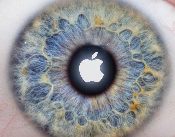 По слухам, смартфоны iPhone обзаведутся сканером радужной оболочки глаза только в 2018 году