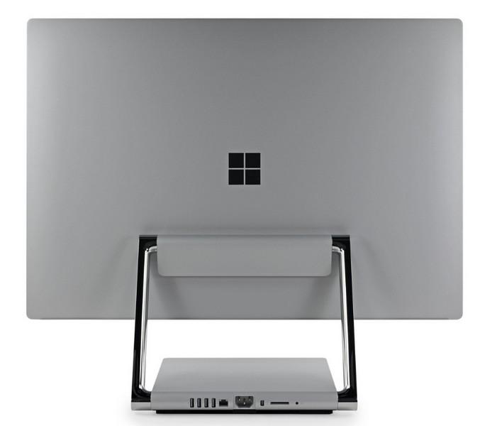 Моноблок Microsoft Surface Studio заработал у iFixit пять баллов