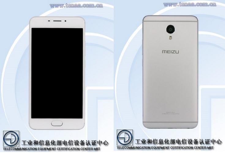 Смартфон Meizu M5 Note будет достаточно тяжёлым