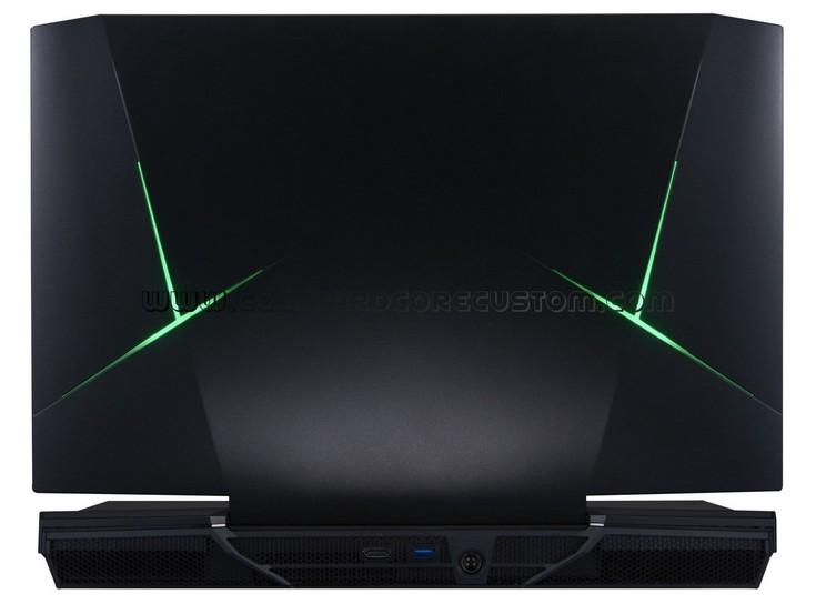 Ноутбук Clevo P870X может стать самым дорогим в мире