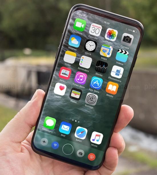 Samsung может отгрузить Apple от 70 до 95 млн панелей OLED для смартфонов iPhone в этом году