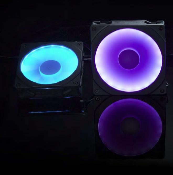 Ассортимент компании Phanteks пополнили вентиляторы серий Halos и Halos Lux