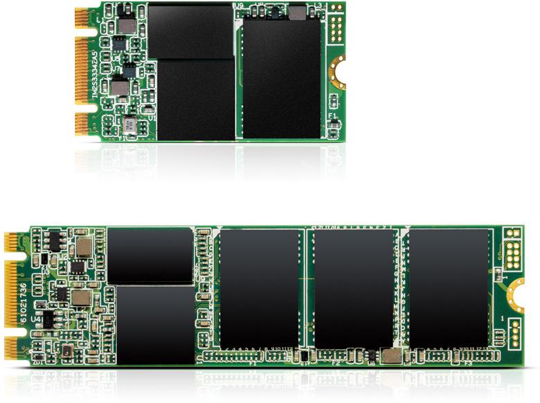 Эти накопители предназначены для промышленной электроники и оснащены интерфейсом SATA 6 Гбит/с