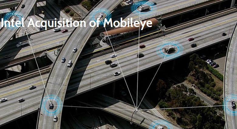 Intel завершила покупку Mobileye за 15,3 млрд долларов