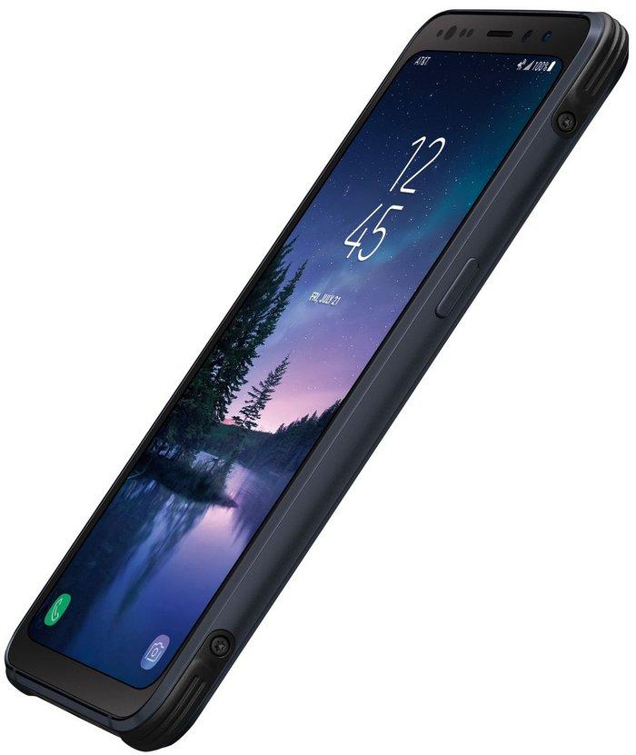 Опубликовано изображение смартфона Samsung Galaxy S8 Active в высоком разрешении
