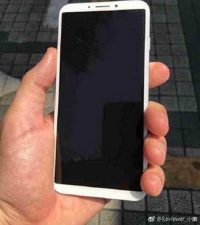 Смартфон Vivo X20 получит дисплей с тонкими рамками