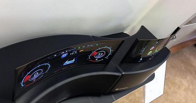 В следующем году автомобильная промышленность может начать использовать дисплеи Mini LED