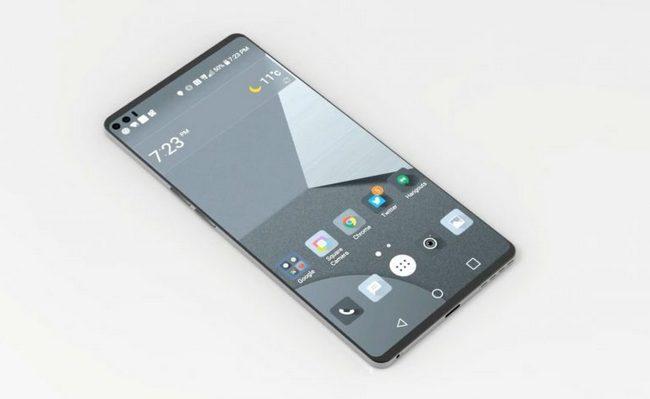 Смартфон LG V30 поступит в продажу 15 сентября