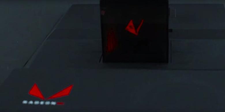 AMD Radeon Holocube пока существует в виде прототипа