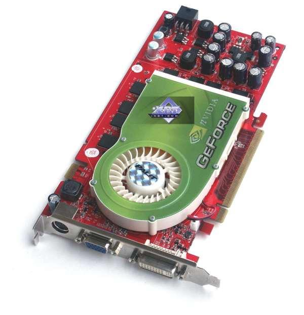 GeForce 6800 GS