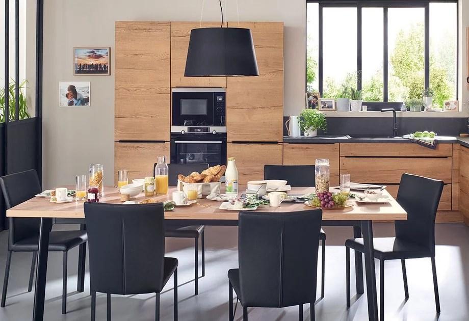 article choisissez la table de cuisine