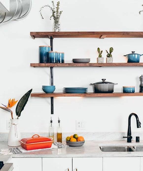 l etagere murale de cuisine votre