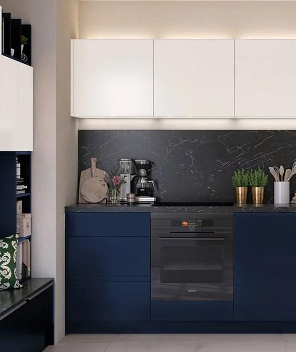 article grand bleu sur la cuisine