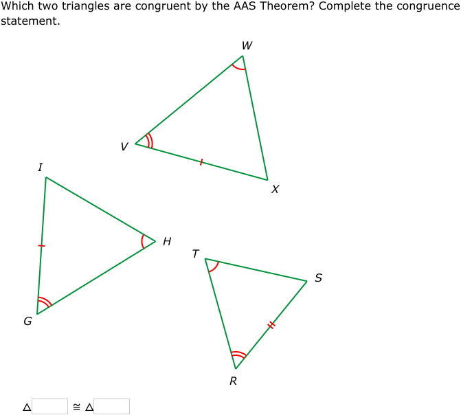 Asa And Aas Congruence Worksheet Answers