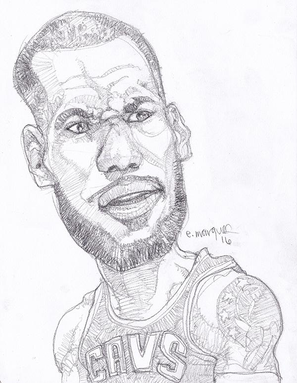 Caricature Artist Erick Adrian Marquez West Palm Beach, FL