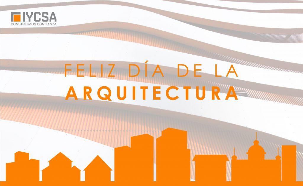 día de la arquitectura