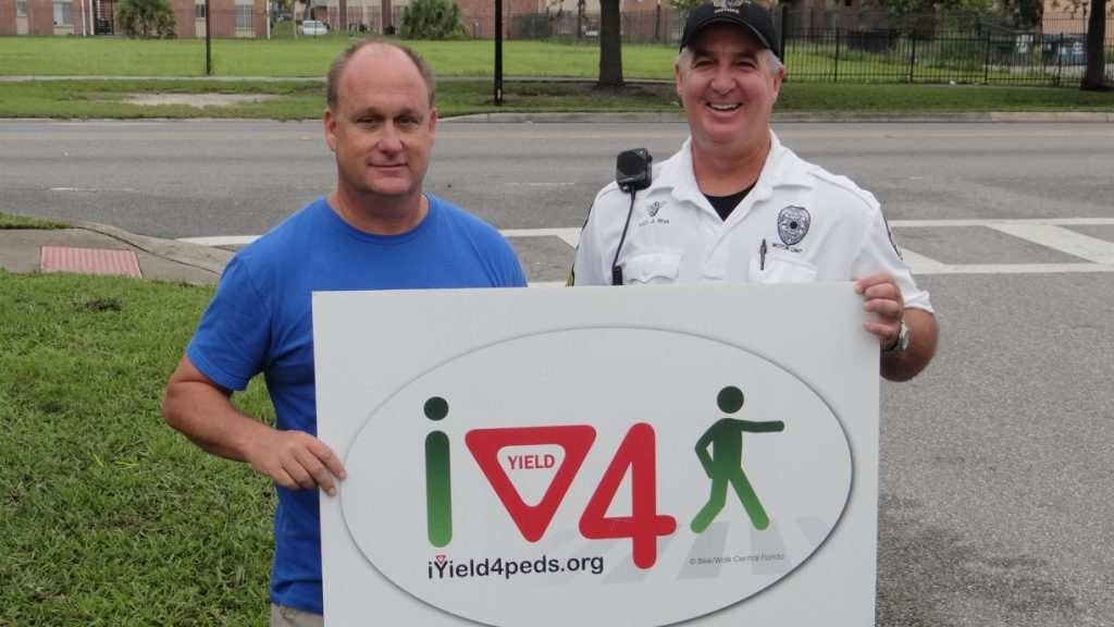 OPD Receives $46,000 Grant To Improve Pedestrian And Bike Safety