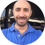 Professor de Yoga Danilo Aqueu Rufo