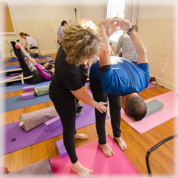 Formação de Professor de Yoga