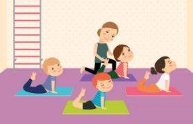 Efeitos do Yoga Infantil