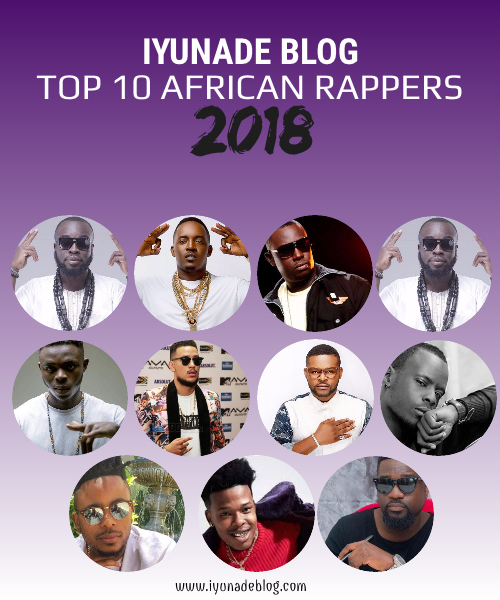 African Rappers