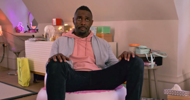 Idris Elba Plays a Nigerian in New Netflix Comedy,  'Turn Up Charlie'