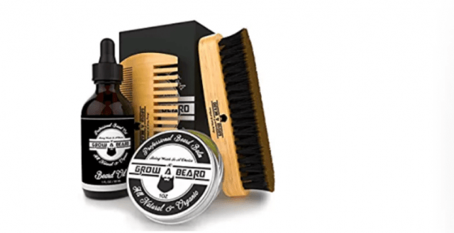 Beard Hair Facial set