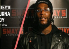 Burna Boy set to drop new album 'African Giant'