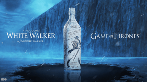 Johnnie Walker Unveils White Walker
