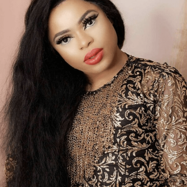 Bobrisky laments over not being able to cheat nature