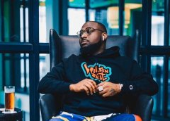 Davido Returns to Social Media Briefly- See What He Was Caught Doing