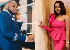 Davido Reportedly Tells Uche Maduagwu Why He Doesn't Want to Leave Chioma As He Wants to Stick With Her Forever