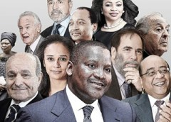 THE TOP TEN RICHEST PEOPLE IN AFRICA