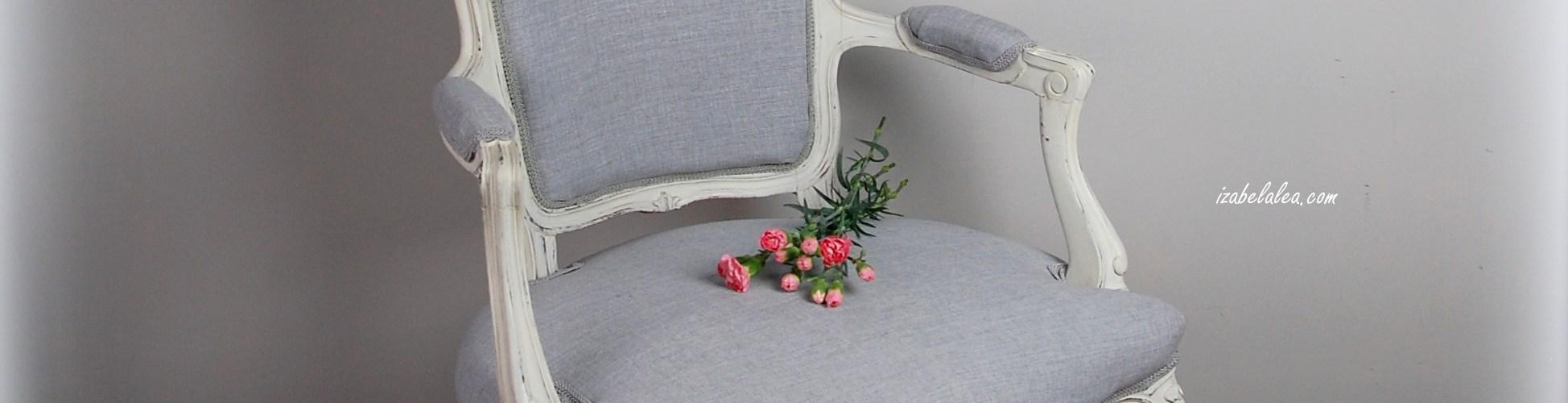 Renowacja fotela ludwikowskiego
