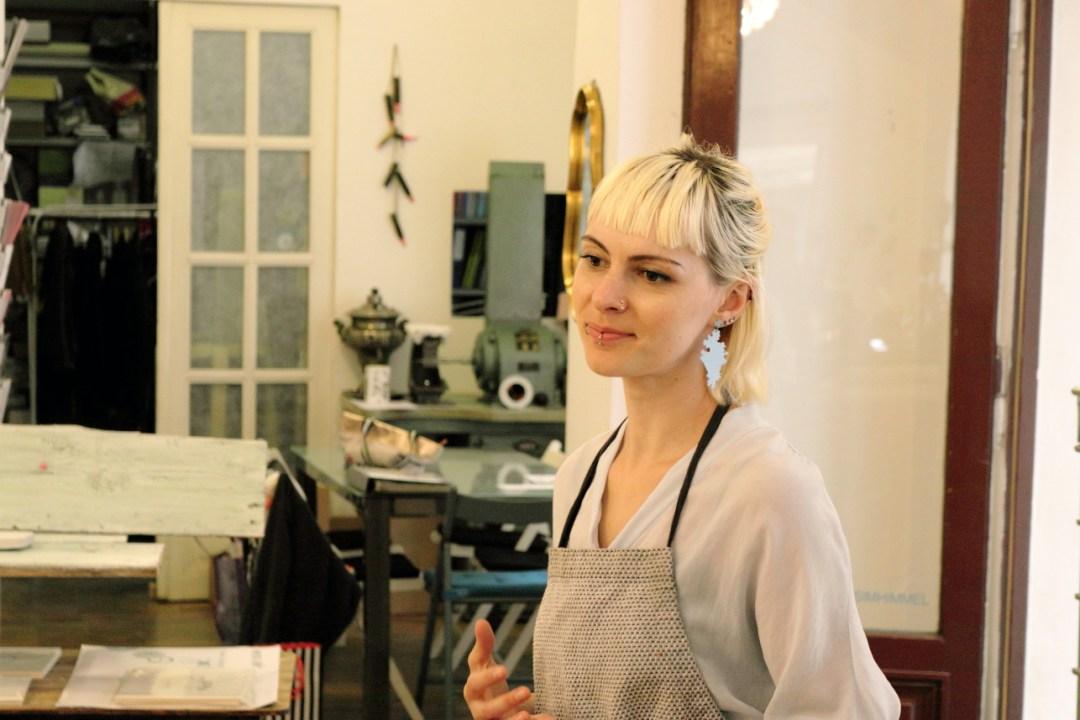 Izabella Petrut, studio 001 web