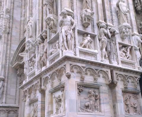 Duomo di Milano - détail