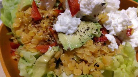 Recette N°50 - Salade 07-12-15