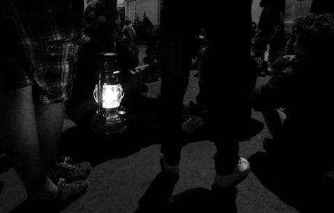 La nuit est mère des pensées - Crédit photo izart.fr