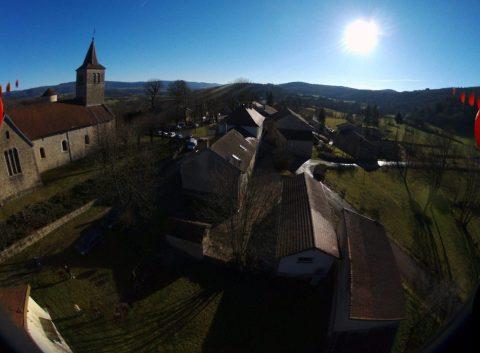 Drone en perdition - Crédit photo MF