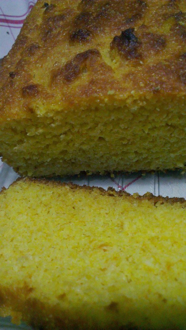 Recette N° 75 - Torta all'arancia e polenta - Crédit photo izart.fr