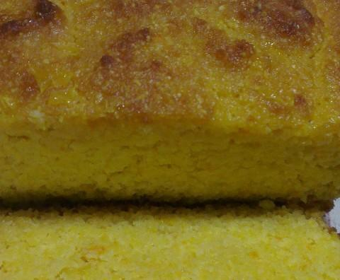 Recette N°75 - Torta all'arancia e polenta - Crédit photo izart.fr