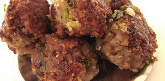 Recette N°145 - Boulettes vég et sans gluten au millet - Crédit photo izart.fr